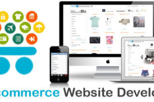 how to create e-commerce Website in India